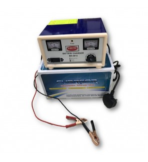 Himitzu 6V 12V 10A Lead Acid Car Battery Charger (Made In Malaysia)