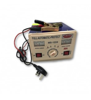Himitzu 12V 24V 30A Lead Acid Car Battery Charger (Made In Malaysia)
