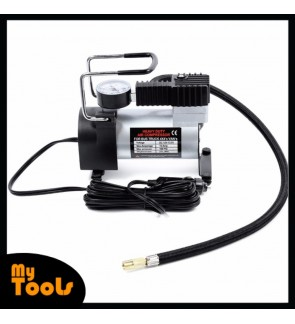 12V Portable Car Electric Inflator Pump Air Compressor