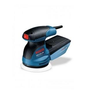 Bosch GEX125-1AE 250W 125mm Eccentric Sander (Speed Control)
