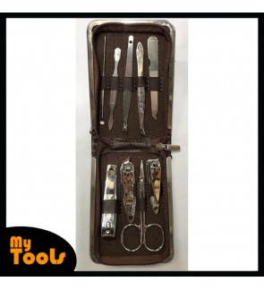 Grooming Pedicure Manicure Kit Set