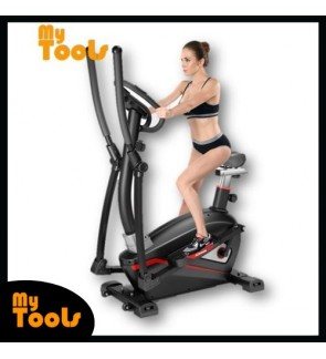 ADking T911 Magnetic Elliptical Cross Trainer Gym Bike