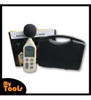 [Ready Stock] WS1361 Digital Sound Level Meter Pressure Tester 30-130dB